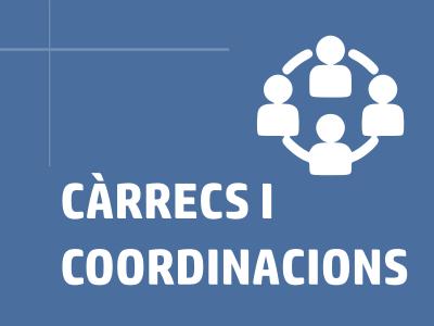 Enllaç Càrrecs i coordinacions