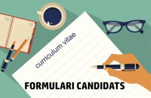 Formulari candidats